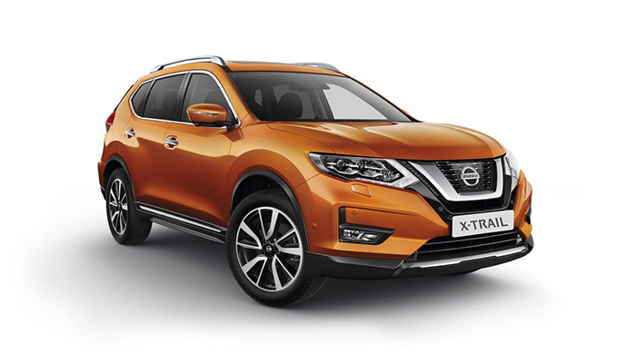 Nissan Nový X-Trail